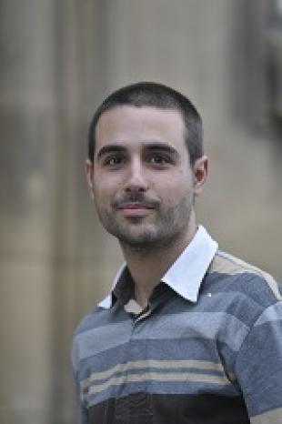 Alberto Perez Ortiz, IDCORE Research Engineer
